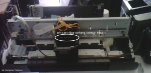 Memperbaiki Printer Epson T11 (error detecting inktank)